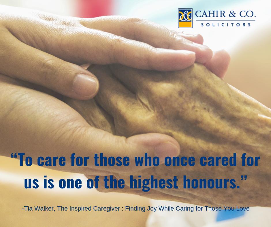 Caring for Caregiver