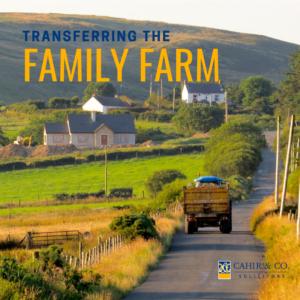 Transfer the Family Farm