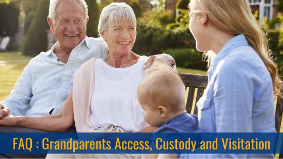 FAQ on Grandparent Access